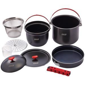 ■ジャンル:調理器具・調理用品/クッカーセット/ステンレス製ソロクッカーセット ■メーカー: Col...