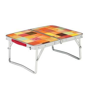 アウトドアテーブル コールマン(Coleman) ナチュラルモザイクミニテーブルプラス