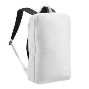 デイパック・バックパック ザ・ノースフェイス SHUTTLE DAYPACK Slim(シャトル デイパック スリム) 18L W(ホワイト) naturum-outdoor