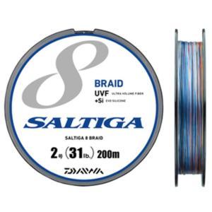 ルアー釣り用PEライン ダイワ UVF ソルティガセンサー 8ブレイド+Si 200m 1.2号/20lb|naturum-outdoor