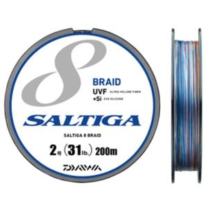 ルアー用PEライン ダイワ UVF ソルティガセンサー 8ブレイド+Si 300m 3号/40lb|naturum-outdoor