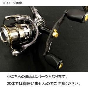 ZPI 限定ソルティーバハンドル(シマノ用) 26g ブラックゴールド