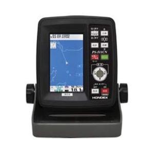 魚探・エレキ・船外機 ホンデックス GPS内蔵ポータブル魚探 PS-511CN-W(西日本) 西日本モデル|naturum-outdoor