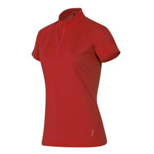 Illiniza Light Zip T-Shirt AF Women's S 3038(lava)