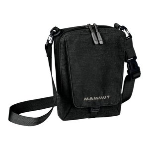 マムート Tasch Pouch Melange 2L black|naturum-outdoor
