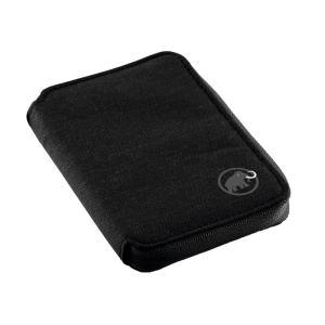 Zip Wallet ワンサイズ black