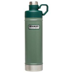 水筒&ボトル&ポリタンク スタンレー クラシック真空ウォーターボトル 0.75L グリーン