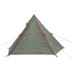 テント DOD ライダーズワンポールテント バイク乗り最適キャンプテントの画像