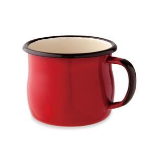 カップ traditional polish style ベリードマグカップ 350ml RE(レッド)
