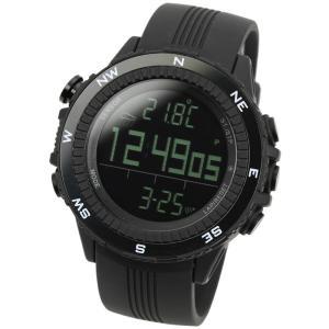 時計 ラドウェザー SENSOR MASTER(センサーマスター) ブラック×反転液晶