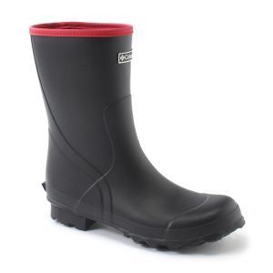 ブーツ・長靴 コロンビア ラディソフトミッド 10/28.0cm 010(BLACK)|naturum-outdoor