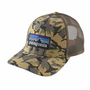 帽子・防寒・エプロン パタゴニア P6 Trucker Hat(P6 トラッカー ハット) ワンサイズ BGCT