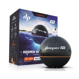 魚探・エレキ・船外機 ディーパー Deeper Pro(ディーパー プロ) ワイヤレススマート 魚群探知機|naturum-outdoor
