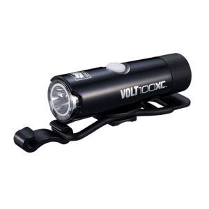 自転車アクセサリー キャットアイ HL-EL051RC VOLT100XC USB充電 ブラック