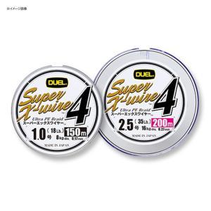 ルアー用PEライン デュエル Super X-wire 4(...