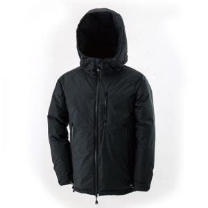 ジャケット(メンズ) ナンガ オーロラ ダウンジャケット L BLK(ブラック)