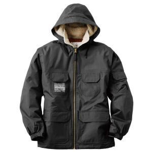 ロゴス 防水防寒ジャケット フォード L 71(ブラック)|naturum-outdoor
