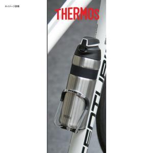 自転車アクセサリー サーモス FFQ-600 真空断熱ストローボトル ステンレスブラック|naturum-outdoor|03