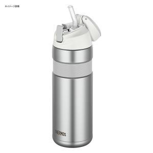 自転車アクセサリー サーモス FFQ-600 真空断熱ストローボトル ステンレスホワイト|naturum-outdoor|02