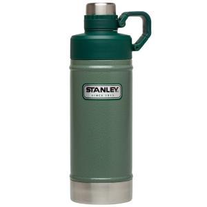 水筒&ボトル&ポリタンク スタンレー クラシック真空ウォーターボトル 0.53L グリーン