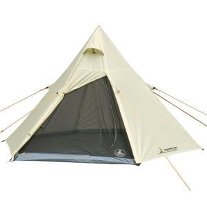 テント キャプテンスタッグ CSクラシックス ワンポールテントヘキサゴン300 3〜4人用|ナチュラム PayPayモール店