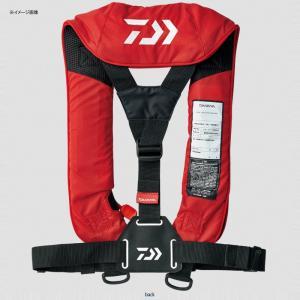 フローティングベスト ダイワ DF-2007 ウォッシャブルライフジャケット(肩掛けタイプ手動・自動膨脹式) フリー ブラック|naturum-outdoor|02