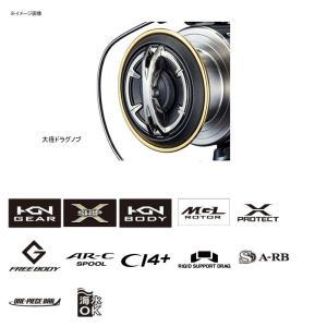 スピニングリール シマノ 17ツインパワー XD 4000XG naturum-outdoor 03