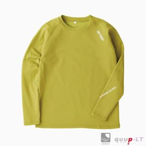 RBB COOL ロングTシャツ L ライム