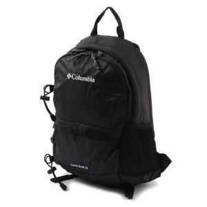 デイパック・バックパック コロンビア Castle Rock 15L Backpack 15L 010(Black×White) naturum-outdoor