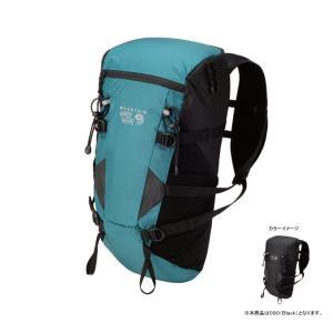 デイパック・バックパック マウンテンハードウェア フリューイッド16V.2 16L 090(Black) naturum-outdoor