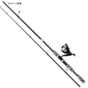 シーバスロッド 大阪漁具 初めての海のルアー竿セット 8.0ft