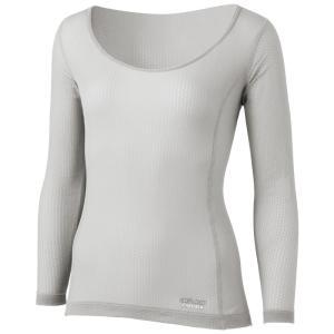 ■サイズ:M ■カラー:PA(ペイルグレー) ■ジャンル:アウトドアウェア/アウトドアシャツ(レディ...