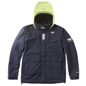 アウトドアジャケット ヘリーハンセン Ocean Frey Light JKT(オーシャンフレイライトジャケット) Men's XL HB(ヘリーブルー)|naturum-outdoor