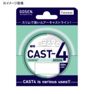 ルアー用PEライン ゴーセン CAST 4(キャスト 4) ...