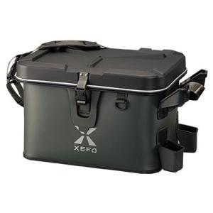 タックルバッグ シマノ BK-201Q XEFO タックルバッグ 32L タングステン|naturum-outdoor