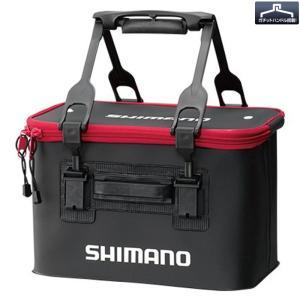タックルバッグ シマノ BK-016Q バッカン EV 36cm ブラック|naturum-outdoor