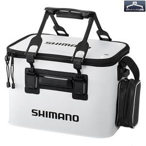 ■サイズ:40cm ■カラー:ホワイト ■ジャンル:タックルボックス・収納/タックルバッグ/バッカン...