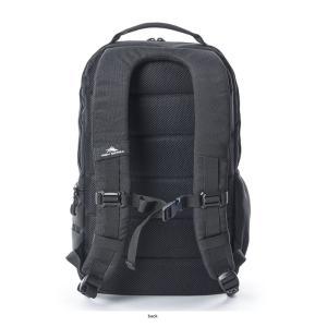 デイパック・バックパック ハイ シェラ ローナン 34L BLACK(ブラック)|naturum-outdoor|02