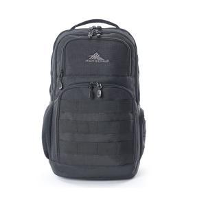 デイパック・バックパック ハイ シェラ ローナン 34L BLACK(ブラック)|naturum-outdoor|03