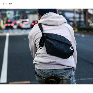 BELLWOODMADE メッセンジャーバッグ SKID BLACK|naturum-outdoor|03