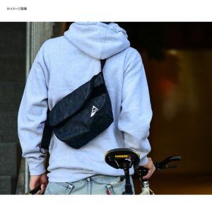 BELLWOODMADE メッセンジャーバッグ SKID BLACK|naturum-outdoor|04