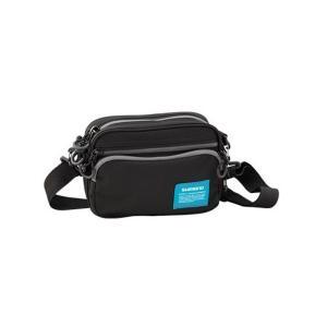 タックルバッグ シマノ BS-026R ライトポーチ ブラック