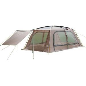 テント TENT FACTORY 2ルームスクリーンテント ...