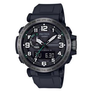 時計 プロトレック PRW-6600Y-1JF ブラック