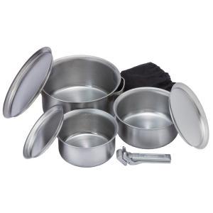 ■ジャンル:調理器具・調理用品/クッカーセット/ステンレス製ソロクッカーセット ■メーカー: SOT...