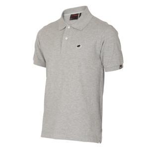 MATRIX Polo Shirt Men's S granit melange