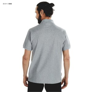 アウトドアシャツ マムート MATRIX Polo Shirt Men's S granit melange|naturum-outdoor|05