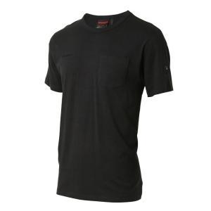 Cotton Pocket T-Shirt Men's M black