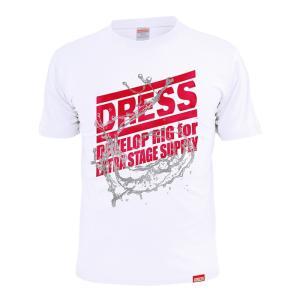 スプラッシュ Tシャツ XL ホワイト