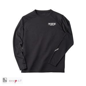 RBB COOL ロングTシャツII M ブラック